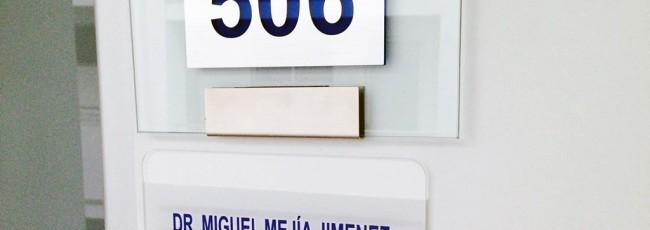 Consultorio de Miguel Mejía Jiménez